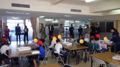20191106浜山小学校3年生アサリ計測 (1)