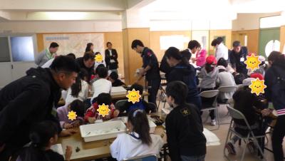 20191106浜山小学校3年生アサリ計測 (25)