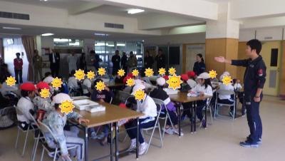 20191106浜山小学校3年生アサリ計測 (4)